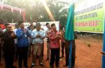 Pasar Pekan Selasa Desa Puo Raya Diresmikan