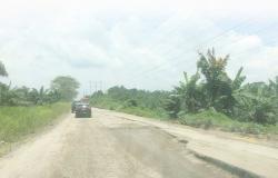 Semakin Rusak Parah, Jalan Provinsi dalam Proses Lelang