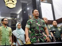 Sudah 7 Anggota TNI AD Terkena Sanksi Akibat Cuitan Sindir Wiranto