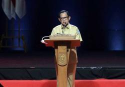 Tito Karnavian Berkomitmen Ciptakan Iklim Investasi di Daerah