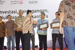 Stan Siak Terbaik II Se-Indonesia di Invesda Expo 2019