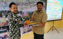 Muara Kelantan Ikut Lomba  Kampung Tingkat Kabupaten
