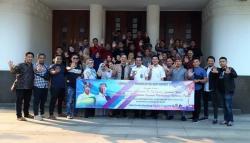 Rombongan Diskominfops Belajar ke Bandung