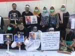 Pemerintah Lamban Tangani Asap, Mahasiswa dan Masyarakat Riau Protes