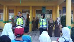 Satlantas Gelar Police Goes to School