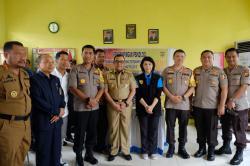 Baksos Kesehatan Polda Riau, Fasilitasi Ruang Kelas Aman Asap