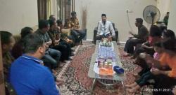 Camat Kandis Terima Kunjungan Pendeta Se-Kecamatan Kandis