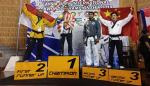 Beringin Taekwondo Klub Raih 11 Medali di Malaysia