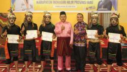 SMKN 1 Tembilahan Hulu Juara Umum FLS2N