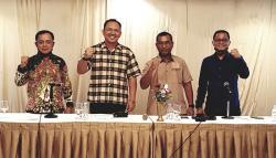 DPD Real Estate Indonesia Riau Gelar Musda
