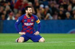 Messi Bertahan, Barcelona Diprediksi Akan Banyak Masalah