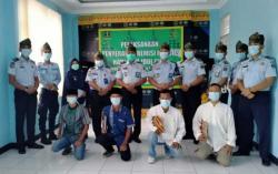 513 Warga Binaan Lapas Bengkalis Dapat Remisi