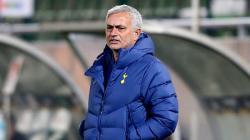 Mourinho Dilarang Dampingi Tottenham Satu Pertandingan