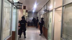 Dugaan Korupsi Rp23,5 M, Jaksa Geledah Kantor Disdik Riau