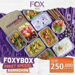 Foxybox Spesial Ramadan dari Fox Hotel