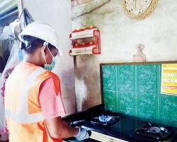 PGN Kejar Target Pembangunan Jargas ESDM