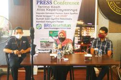 RS Syafira Kembali Jalin Kerja Sama dengan BPJS Kesehatan
