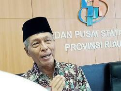 Riau Alami Inflasi 0,05 Persen