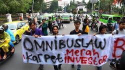 Diteken Jokowi, Serikat Pekerja Resmi Langsung Gugat UU Cipta Kerja ke MK