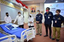 Lagi, SKK Migas-KKKS Wilayah Riau Berikan Bantuan Penanganan Covid-19