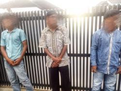 Palsukan Tanda Tangan Kapolsek dan Camat Marpoyan, Residivis Ditangkap
