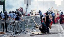 George Floyd Mati Diinjak Polisi, Masyarakat Amerika Demo, Berakhir Ricuh
