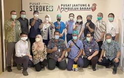 Jadi Pusat Rujukan Jantung di Sumatera