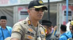 Lima Pelaku Judi Ditangkap Polsek Sungai Sembilan