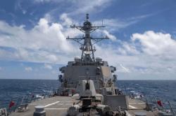 AS Percanggih Rudal pada Kapal Perusaknya