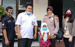 Bocah 5 Tahun yang Diduga Ditelantarkan, Diserahkan ke BRSAMPK