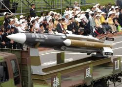 Taiwan Produksi Misil Jarak Jauh