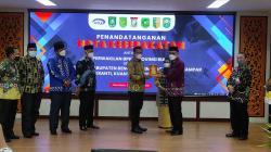 BPKP Perwakilan Riau Bina Dua Daerah Kapabilitas APIP Level 2
