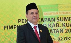 Gerindra Kuansing Dorong Mursini-Gusmir Indrako Maju di Pilkada 2020