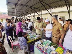Bupati Tinjau Lokasi Masjid Cheng Ho