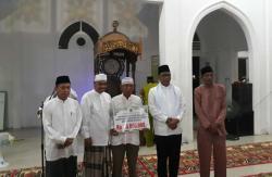 Suyatno Safari Ramadan di Pekaitan