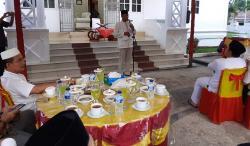 Bupati Apresiasi Perkembangan Pulau Halang
