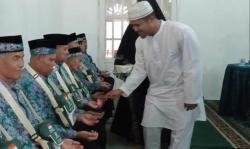 Pemcam Kandis dan Masyarakat Salurkan Bantuan ke Lombok