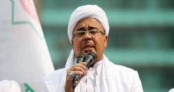 Novel Bamukmin Meradang, Video Viral Habib Rizieq Serukan Coblos 01 Hoaks