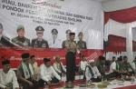 Tiga Jenderal Bawa Pesan Persatuan dan Pemilu Damai
