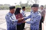 857 ASN Terima Satya Lencana Karya Setya