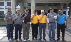 Gubri Dukung Pembangunan Stadion Olahraga