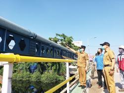 Akses Jembatan Hasanuddin Kembali Dibuka