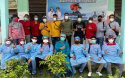 RSUD Mandau Gelar Baksos di Dusun Terluar