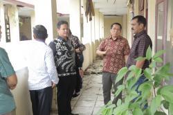 Komisi III DPRD Bengkalis Prihatin dengan Asrama Mahasiswa di Bogor