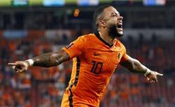 Skuad Belanda Serasa Barcelona