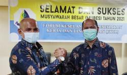 Zakir Ali Menjadi Ketua Umum FK3L Periode 2021-2024