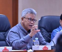 Syamsurizal Dukung Pemprov Riau Bangun Hotel di Jakarta