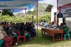 Reses di Pangean, Jefri Antoni: Masyarakat Minta Penambahan Turap