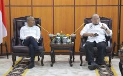 Bertemu Ketua DPD RI, PWI Usulkan Sinergi Penguatan Peran DPD RI