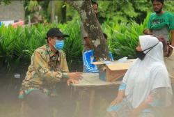 Bupati Puji Penerapan Prokes di TPS
